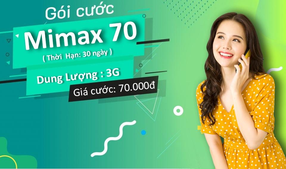 dang ky mimax70 viettel