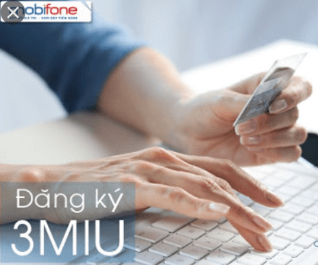 gói cước 3MIU MobiPhone