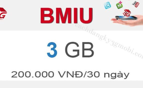 Gói BMIU MobiPhone