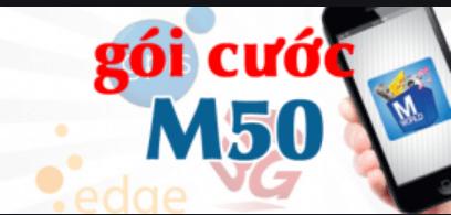 gói M50 mobiphone