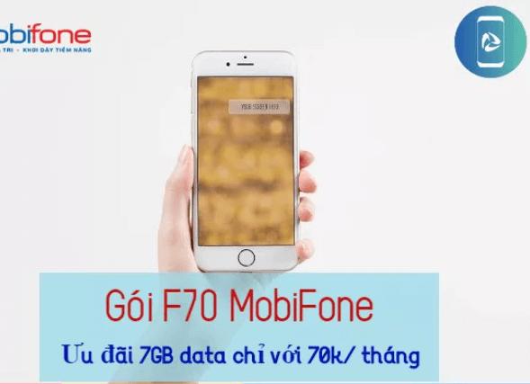 Đăng ký F70 mobi