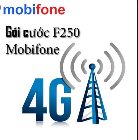 đăng ký gói F250 mobi